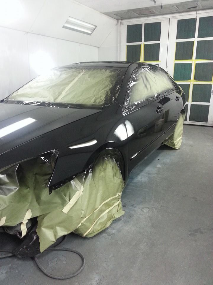 pomona body and automotive paint work